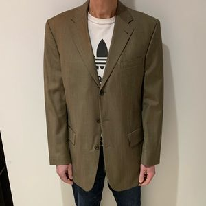 Nautica Coffee Brown Mens Coat